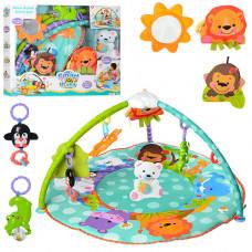 Развивающий коврик Joy Toy Умный малыш 7182