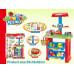 """Детский супермаркет """"Baby Tilly"""" 661-79 (с кассовым аппаратом и продуктами)"""