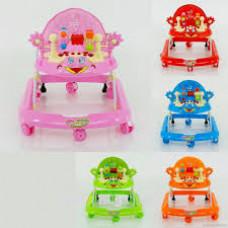 Детские ходунки Joy Мое первое авто - 5 цветов