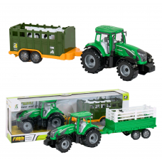 Трактор с прицепом 0488-307 с инерцией
