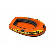 Надувная лодка 58355 Intex Explorer 100 Pro, одноместная, 160 х 94 х 29 см