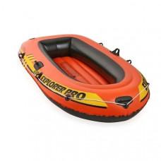 Надувная лодка 58356 Intex Explorer 200, двухместная на 1 взрослого + ребенок, 196 х 102 х 33 см