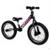 """Велобег 14"""" Corso Черный стальная рама, колеса надувные резиновые, алюминиевые диски, алюминиевый вынос руля (24561)"""