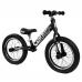 """Велобег 14"""" Corso Черный стальная рама, колеса надувные резиновые, алюминиевые диски, алюминиевый вынос руля (65474)"""