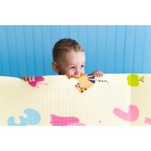 Дитячі килимки для повзання - купувати чи ні?