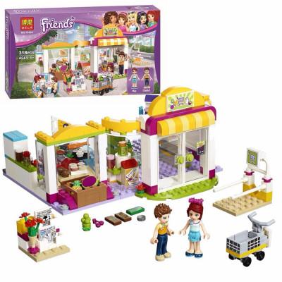 "Конструктор Bela Friends ""Супермаркет"", 318 деталей (10494)"