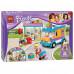 Конструктор Bela Friends Служба доставки подарков 188 деталей, аналог Lego 41310 (10608)