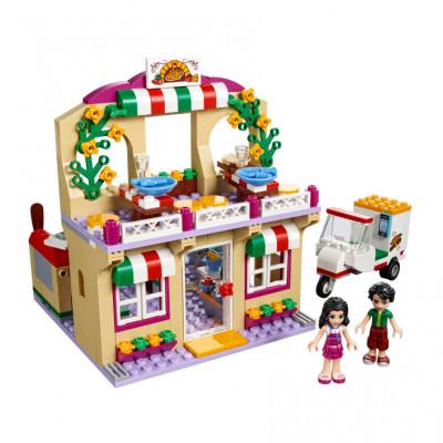 Конструктор Bela Friends Пиццерия 310 деталей, аналог Lego Friends 41311 (10609)