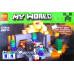 """Детский конструктор Bela Minecraft """"Подземелье"""" 219 деталей (10390)"""