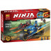 """Детский конструктор Bela Ninja """"Пустынная молния"""" 219 деталей, аналог Lego Ninjago 70622 (10579)"""