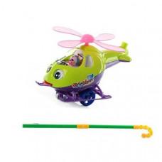 Игрушка каталка Вертолетик Tongde