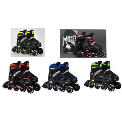 Ролики Best Rollers колеса PU размер M 31-34 в сумке (5700)