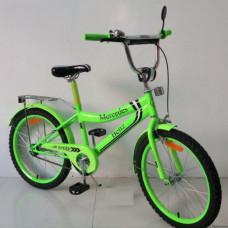Велосипед 2-х колесный 18'' 17183 со звонком, зеркалом, ручной тормоз