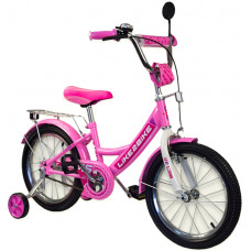 "Детский велосипед 14"" 191416 Like2bike Rally Розовый"
