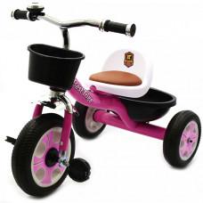 Велосипед трехколесный Best Trike (Розовый)