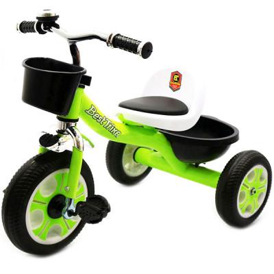 Велосипед трехколесный Best Trike Зеленый