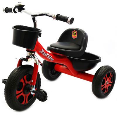 Велосипед трехколесный Best Trike Красный