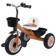 Велосипед трехколесный Best Trike (Оранжевый)