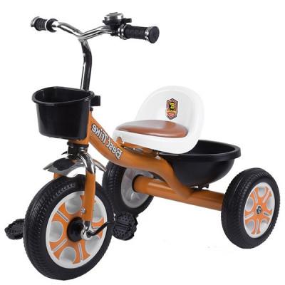 Велосипед трехколесный Best Trike Оранжевый
