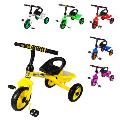 Велосипед трехколесный Tilly Trike 6 цветов (T-315)
