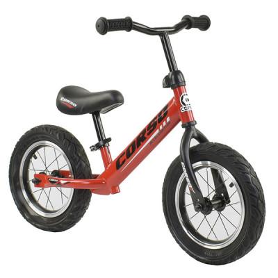 """Беговел - велобег Corso 12"""" Красный"""