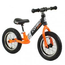 """Беговел - велобег Corso 12"""" (Оранжевый)"""