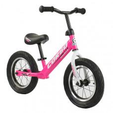 "Беговел - велобег Corso 12"" (Розовый)"