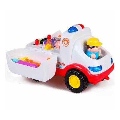 Детский игровой набор Доктор + машинка Скорая помощь с мед. инструментами (836)