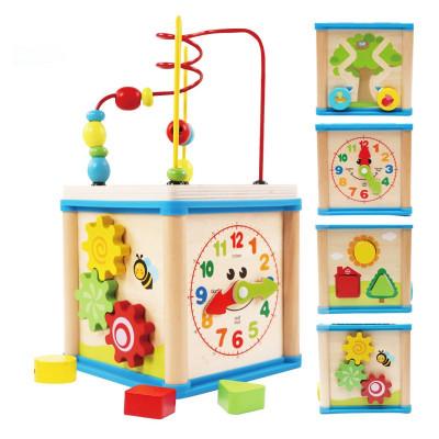Деревянная развивающая игрушка Cортер Лабиринт (MD 0995)