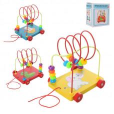 Деревянная игрушка Лабиринт MD 2168