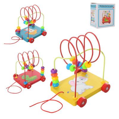 Деревянная развивающая игрушка Лабиринт (MD 2168)