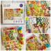 Деревянная игрушка мозаика 3в1 (рыбалка, цифры, шарики)