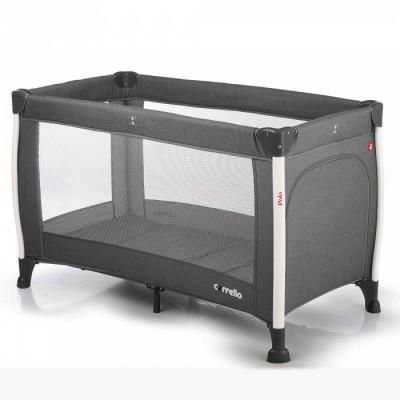 Детский манеж CARRELLO Polo CRL-11601 Charcoal Grey