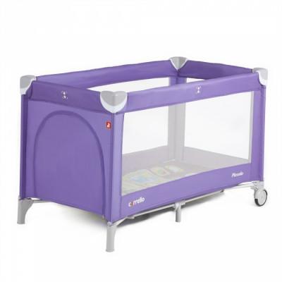 Детский манеж CARRELLO Piccolo CRL-9203 Spring Purple