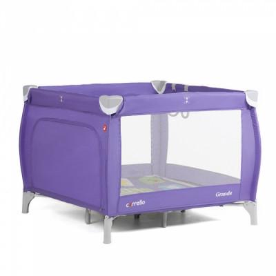 Детский манеж CARRELLO Grande CRL-9204 Spring Purple