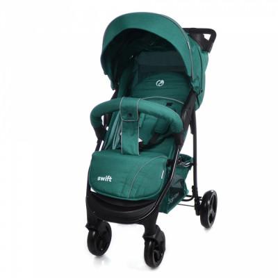 Детская коляска прогулочная BABYCARE Swift BC-11201 Green Лен