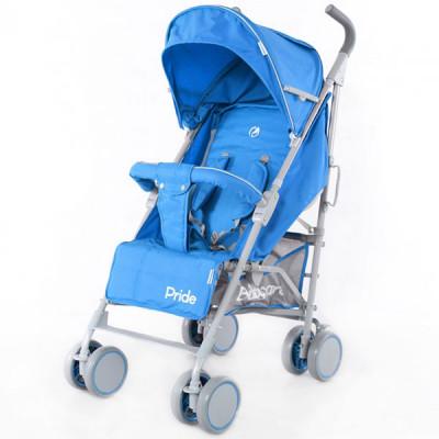 Коляска прогулочная Babycare Pride 3 положения спинки (BC-1412 Blue)