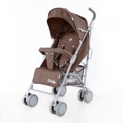 Коляска прогулочная Babycare Pride 3 положения спинки (BC-1412 Brown)