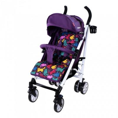 Коляска прогулочная Carrello Allegro (CRL-10101 Kitty Purple)