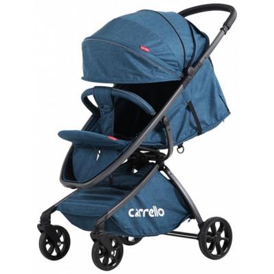 Детская коляска прогулочная CARRELLO Magia CRL-10401 Blue/Denim blue