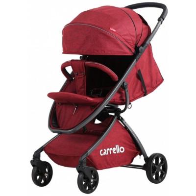 Детская коляска прогулочная CARRELLO Magia CRL-10401 Red/Garnet Red