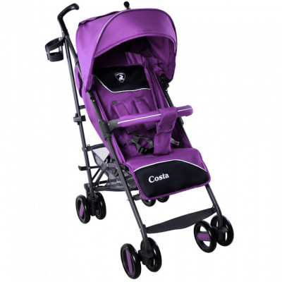 Коляска прогулочная Carrello Costa (CRL-1409 Striking Purple)
