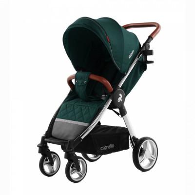 Детская коляска прогулочная CARRELLO Milano CRL-5501 Aqua Green