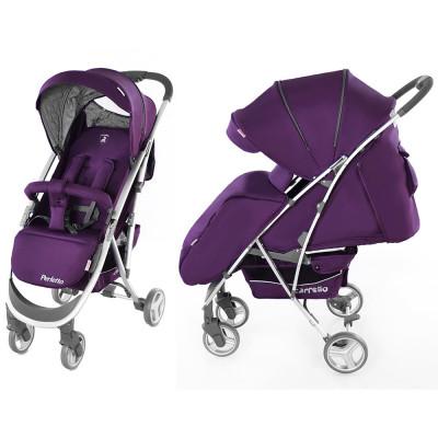 Коляска прогулочная Carrello Perfetto CRL-8503 Purple без/Amethyst