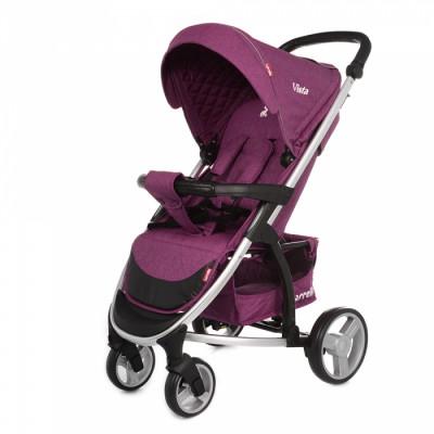 Детская коляска прогулочная CARRELLO Vista CRL-8505 Amethyst Purple