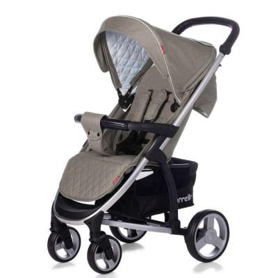 Детская коляска прогулочная CARRELLO Vista CRL-8505 Melange Beige