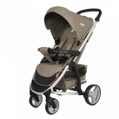 Детская коляска прогулочная CARRELLO Vista CRL-8505 Oxford Beige