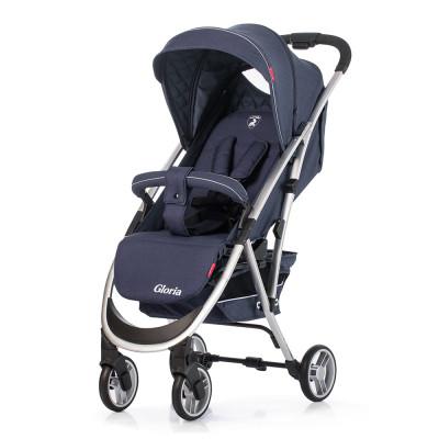 Детская коляска прогулочная CARRELLO Gloria CRL-8506 Victoria Blue Лен