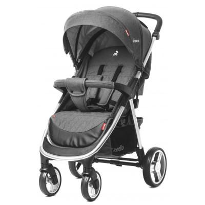 Детская коляска прогулочная CARRELLO Unico CRL-8507 Storm Gray