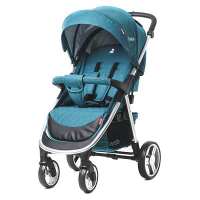 Детская коляска прогулочная CARRELLO Unico CRL-8507 Water Blue